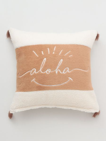 Aloha Boa Pillow Cover