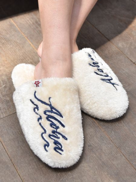 Aloha Boa Slippers -Others-Ametsuchi