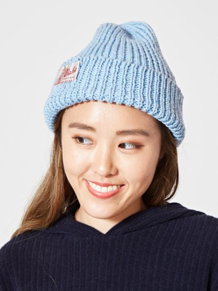 Aloha Simple Knitted Beanie-Ametsuchi