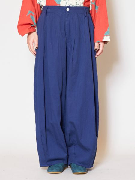 Modern Japanese Color Balloon Pants