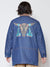 Navajo Buffalo Back Printed Jacket