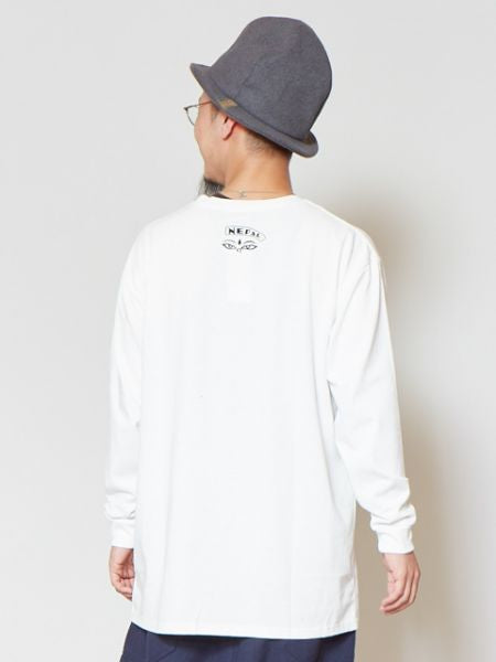 Nomad Printed Long Sleeve T Shirt
