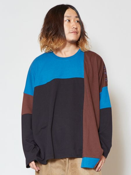 Colorblock Men's PullOver