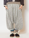 Playful Men's Harem Pants-Pants & Shorts-Ametsuchi