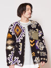 Marrakech Boa Reversible Jacket-Ametsuchi