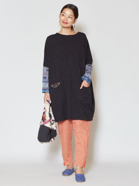 Nep Yarn Sweat Dress