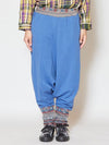 Nep Yarn Sweat Harem Pants-Pants & Shorts-Ametsuchi
