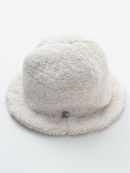 Boa Hat with Metal Concho-Caps & Hats-Ametsuchi