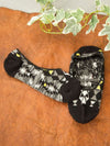 Turkish Kilim Pattern Socks Tak Terlihat 25-28cm-Socks-Ametsuchi