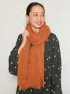 Plain Shawl-Scarves-Ametsuchi