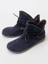 Plain Bohemian Men's Short Boots-Ametsuchi
