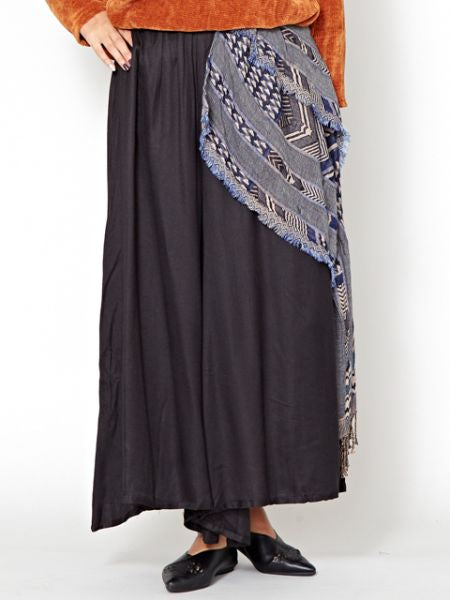 Asymmetrical Bohemian Skirt