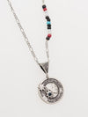 Native Style Coin Men's Necklace-Ametsuchi