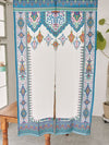 Arabesque NOREN Door Slit Curtain-Ametsuchi