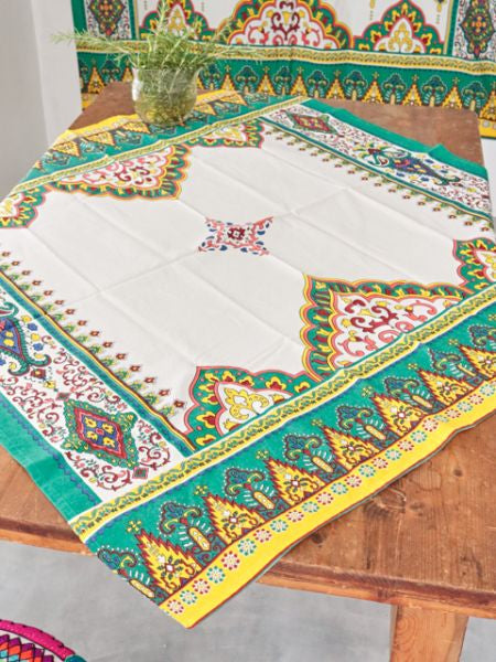 Arabesque Table Cloth