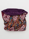 Navajo Pattern Neck Warmer-Scarves-Ametsuchi