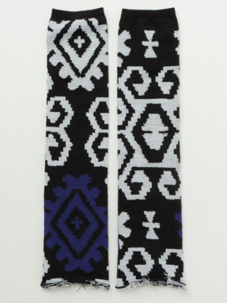 Wool Mixed Arm Cover-Ametsuchi
