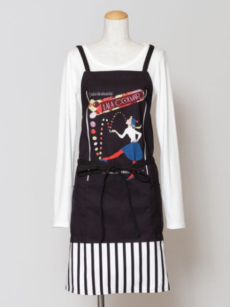 Retro European Apron