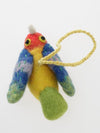 Sparrow Felt Ornament-Home Decor-Ametsuchi