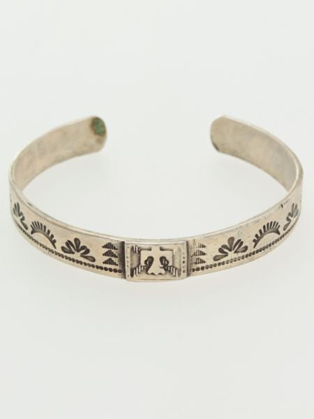 Metal Thunderbird Bangle