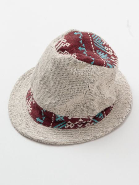 Dhaka Fabric Patchwork Hat
