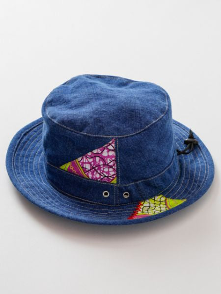 Kanga x Denim Hat