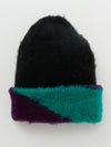 Triple Color Knitted Beanie-Ametsuchi
