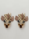 Hand Knitted Animal Gloves -Gloves-Ametsuchi