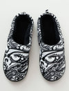 Ethnic Quilt Shoes-Ametsuchi