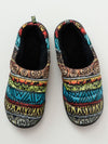 Ethnic Quilt Shoes -Shoes-Ametsuchi
