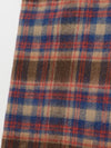 Plaid Large Shawl-Ametsuchi
