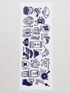 TENUGUI Towel Japan ikon-Home Aksesoris-Ametsuchi