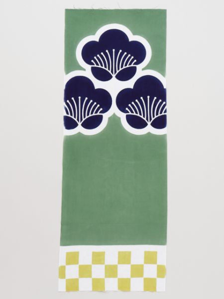 TENUGUI Towel Ume Pattern-Home Accessories-Ametsuchi