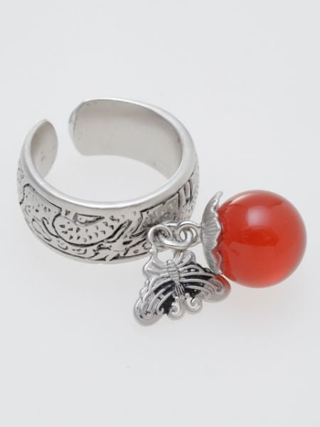 Fruit & Butterfly Ring