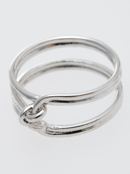 Twin Metal Ring