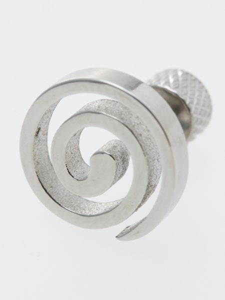 Spiral Stud Earring (1pc)