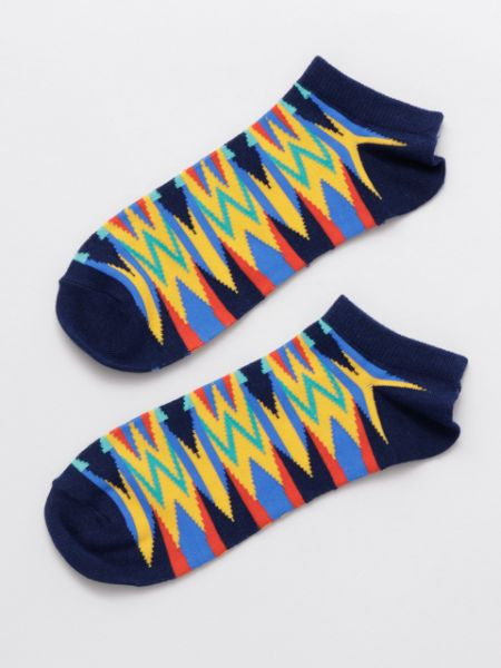 Chaussettes NAVAJO GEOM 25-28 cm