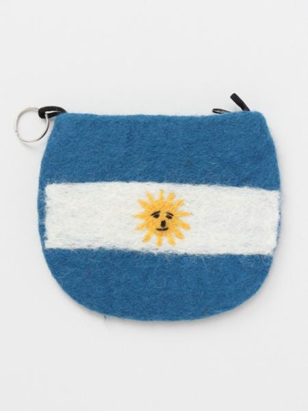 World Flag Pouch