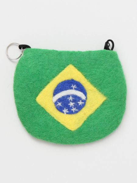 World Flag Pouch-Bags & Purses-Ametsuchi