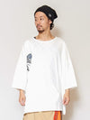 Lotus Oversized T Shirt