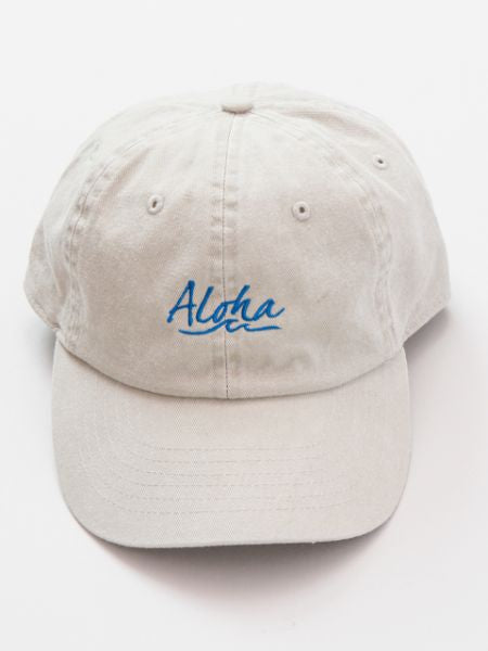 Aloha Color Cap-Caps & Hats-Ametsuchi