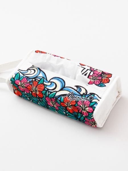 Colorful Hawaiian Tissue Paper Case