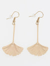 GINKO Leaf Earrings-Ametsuchi