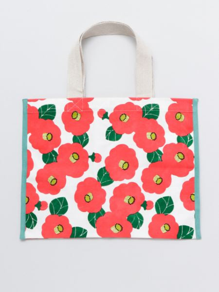 Japan Flower Tote Bag