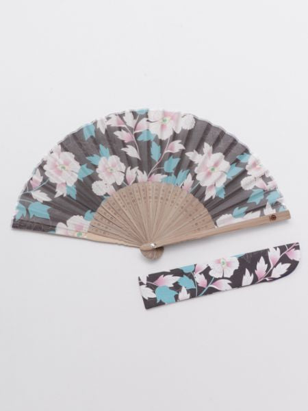 Buttercup Foldable Fan with Pouch-Ametsuchi