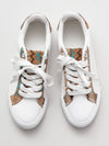 Geometrical Pattern Sneakers-Ametsuchi