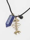 Traveler's Amulet Necklace-Necklaces-Ametsuchi