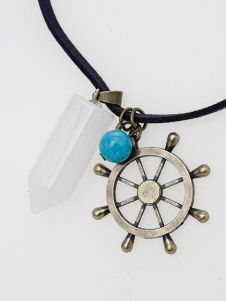 Traveler's Amulet Necklace