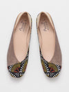 African Pattern Pumps-Shoes-Ametsuchi