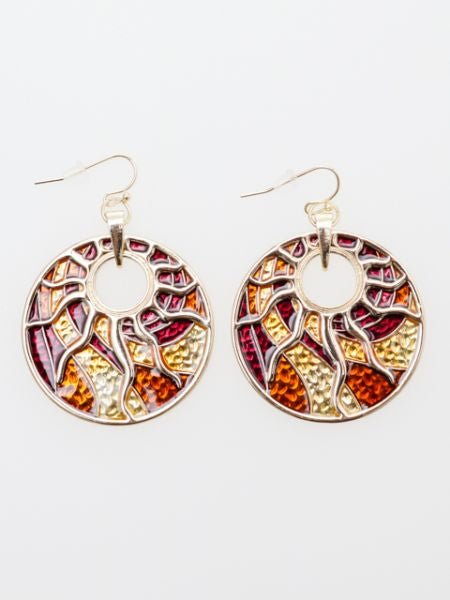 Amulet Earrings -Earrings-Ametsuchi